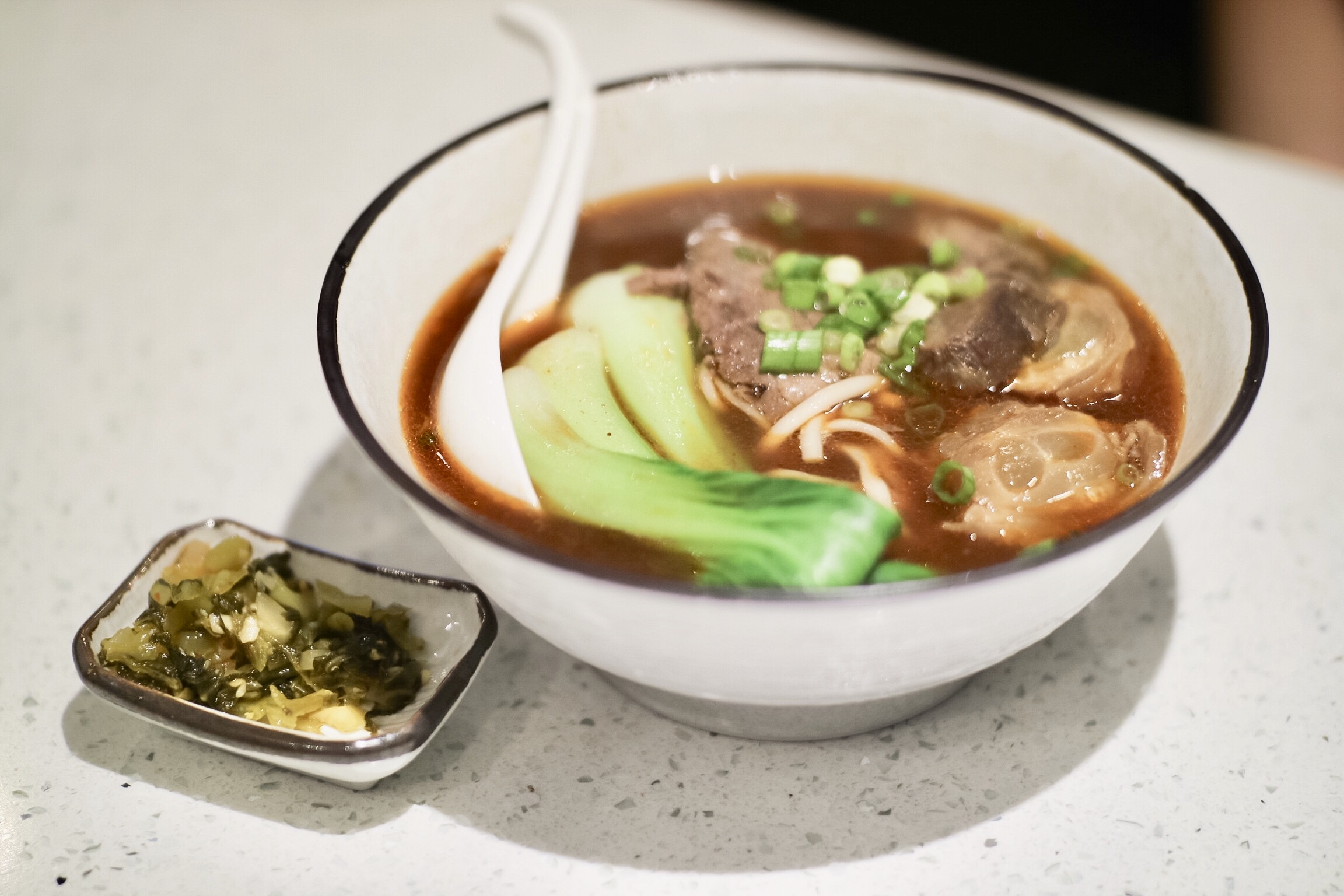 Traditional Beef Noodle