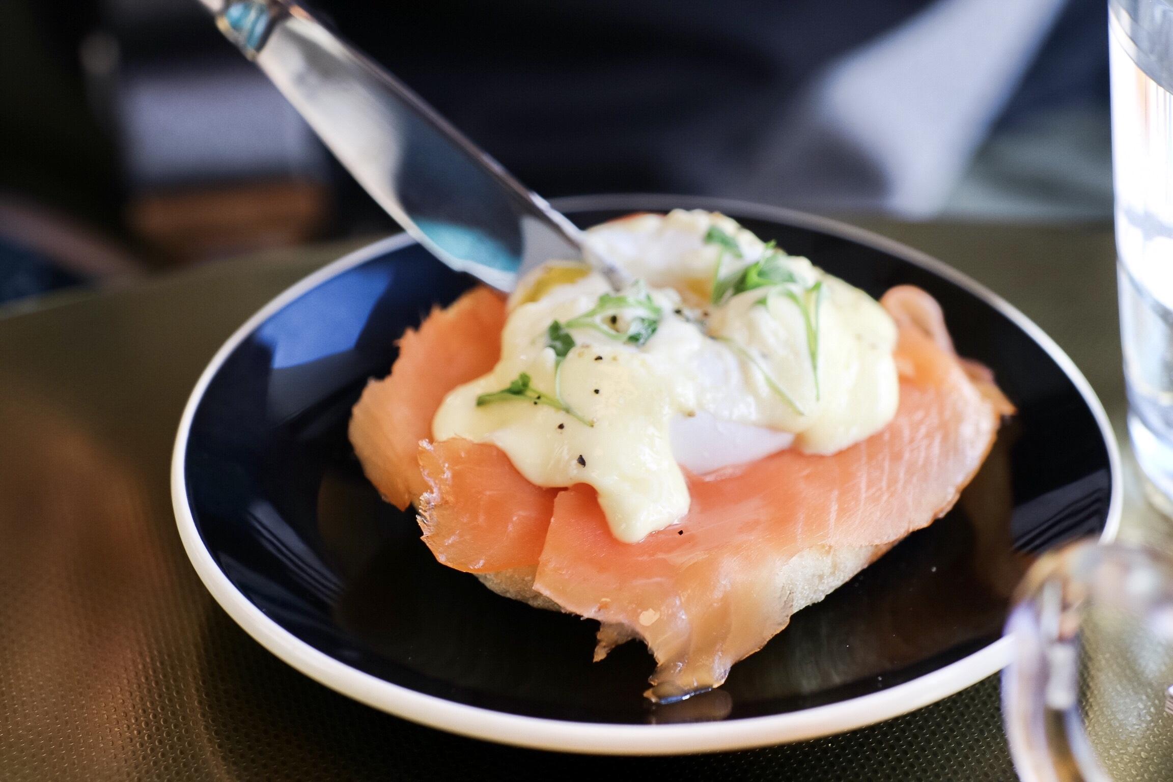 Salmon Bennie
