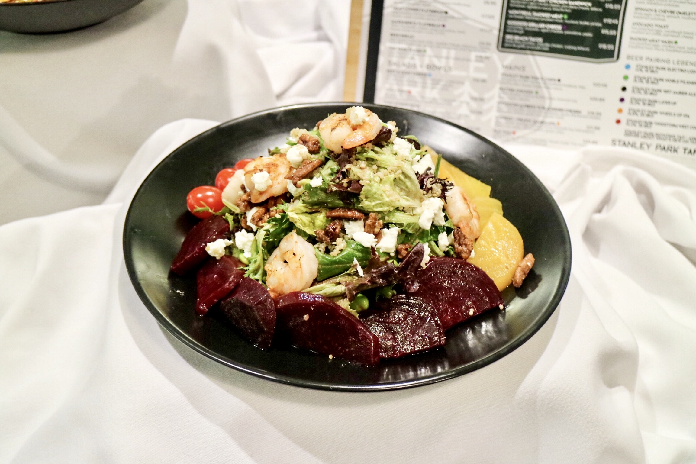 Beet & Goat Cheese Bowl