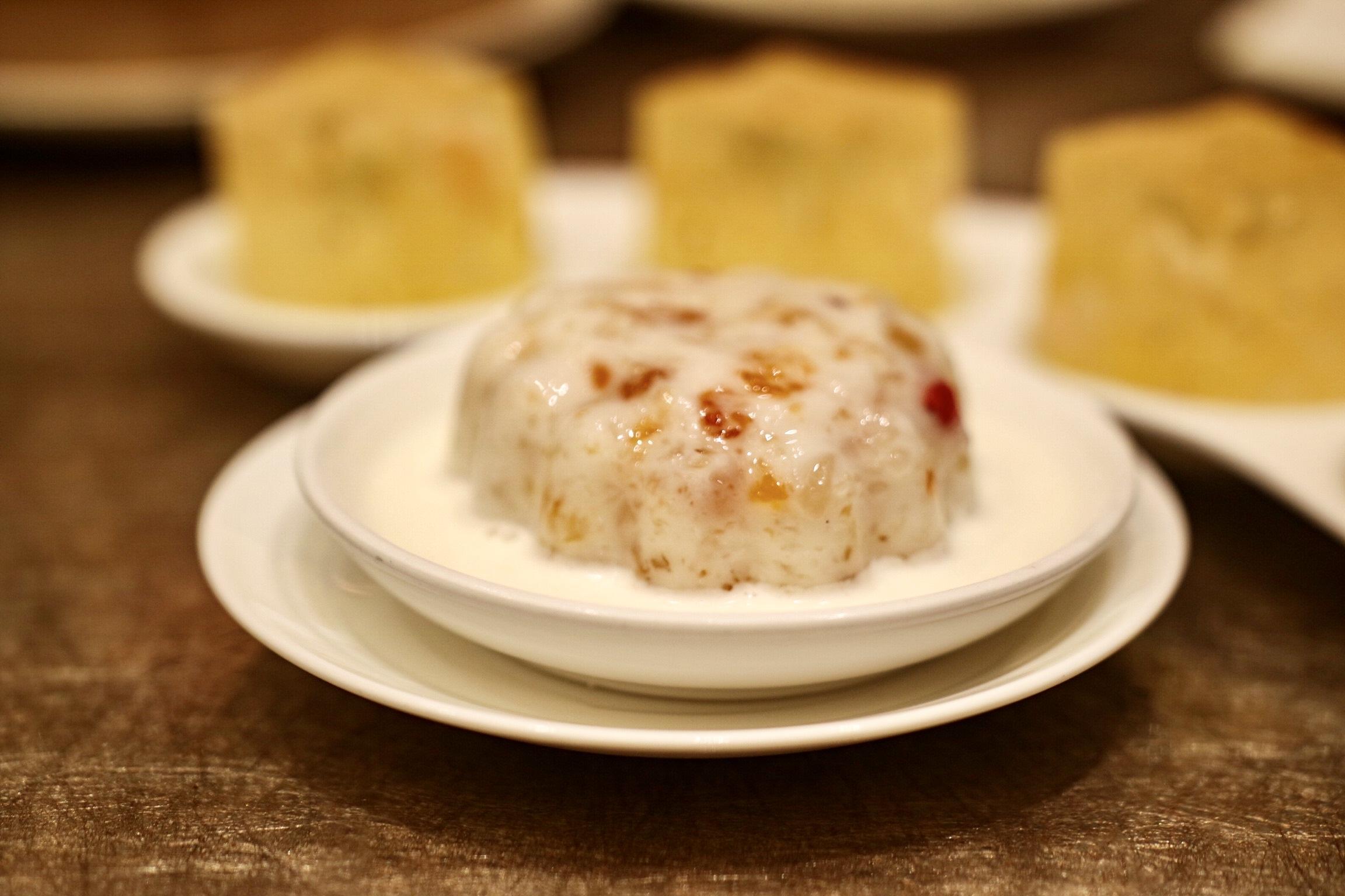 Peach Resin Cake (養顏清甜桃膠糕)