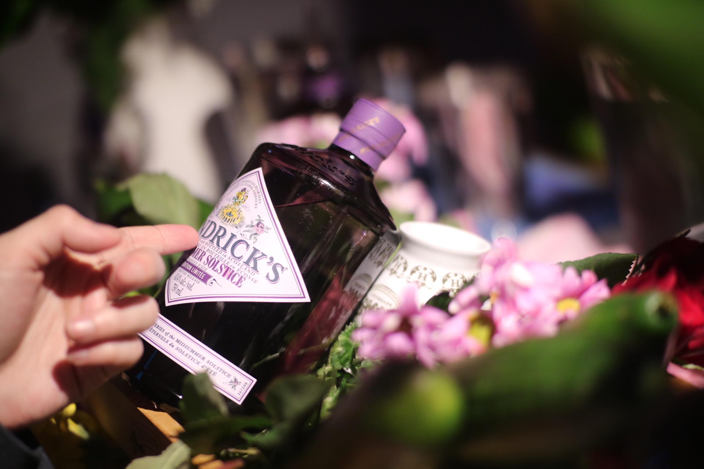 Hendrick's Mid-Summer Solstice Gin