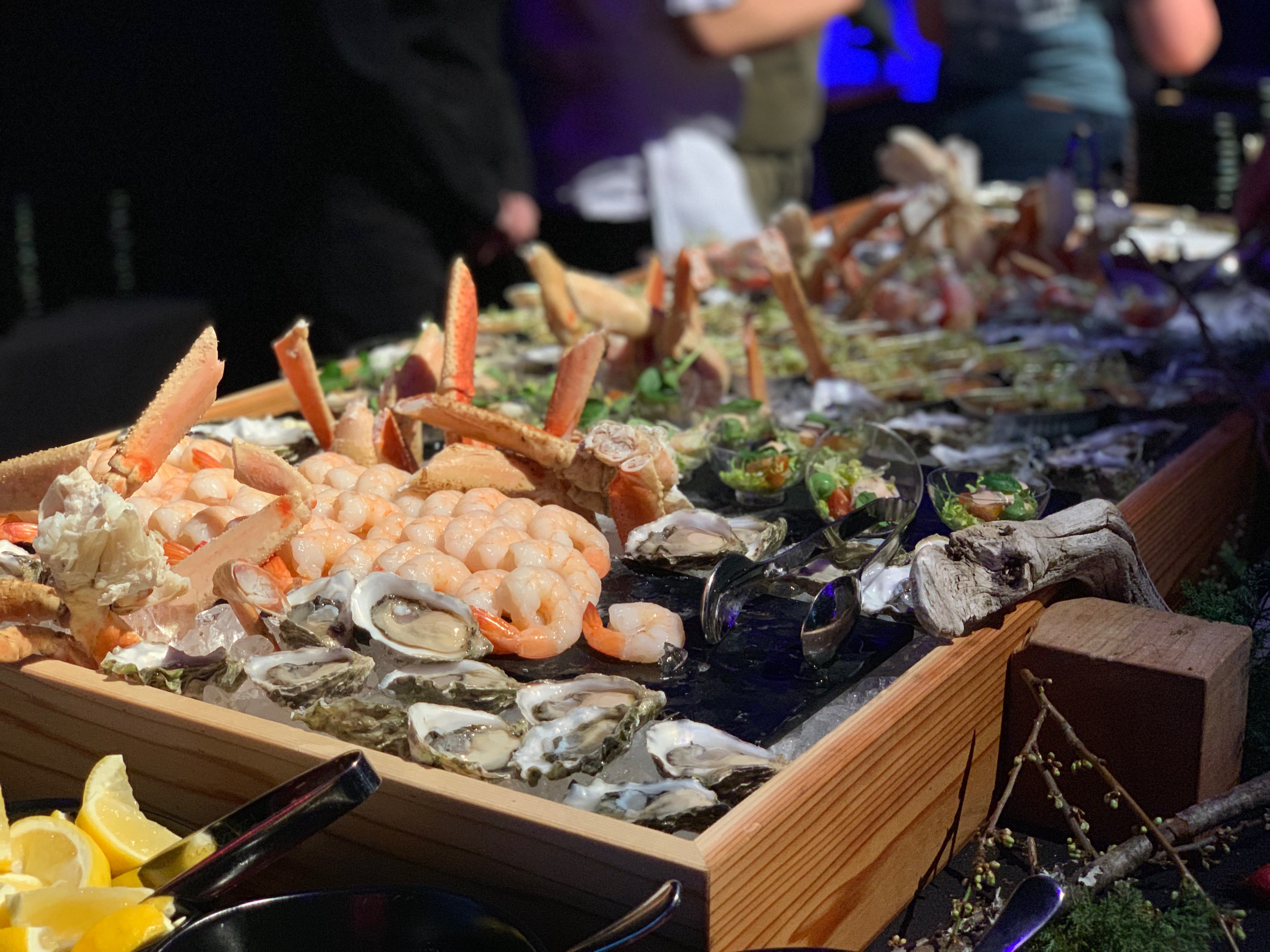 Seafood Fest at VIP Lounge