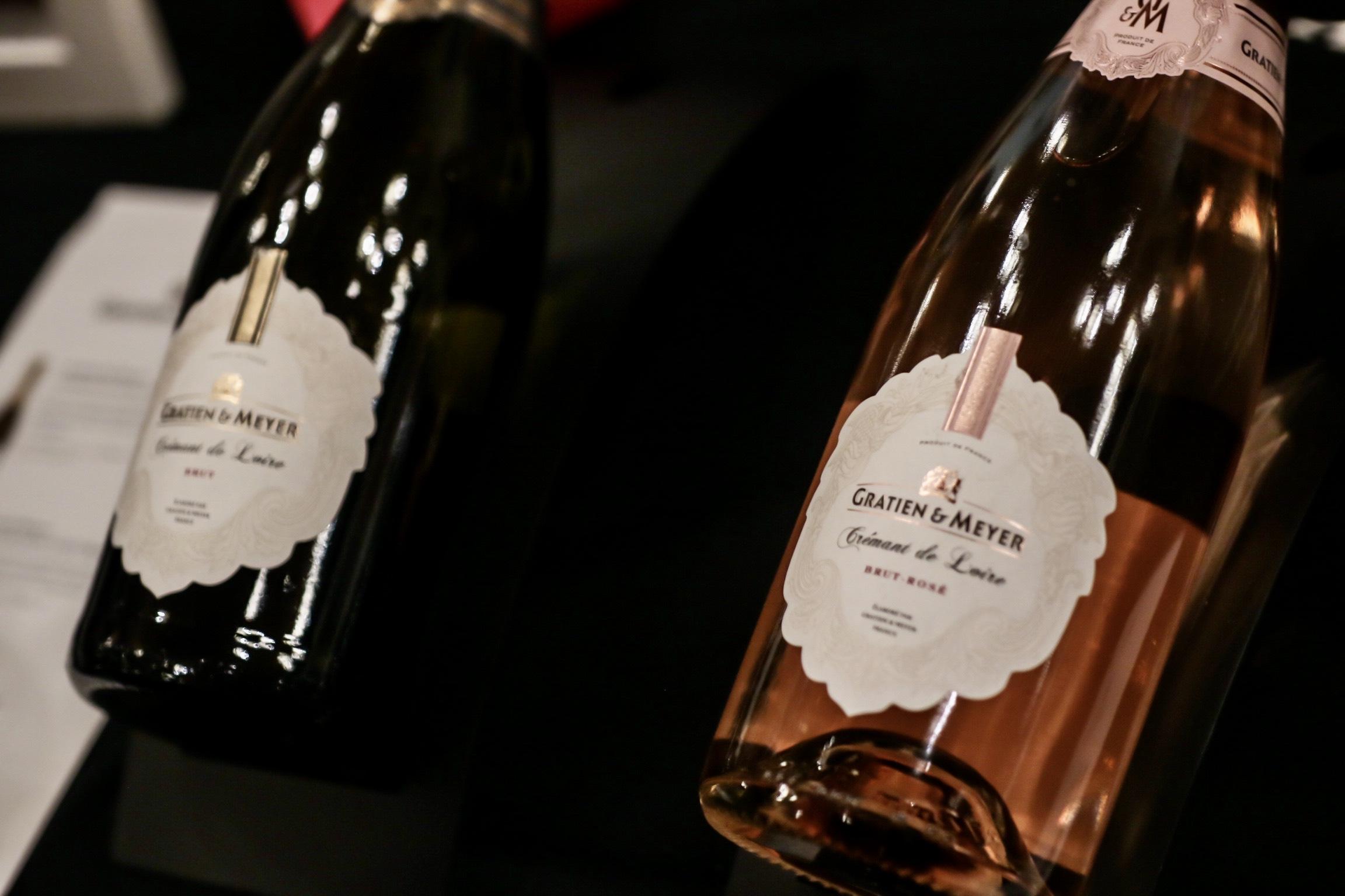 Gratien et Meyer NV Brut Rosé Sparkling (Crémant de Loire)