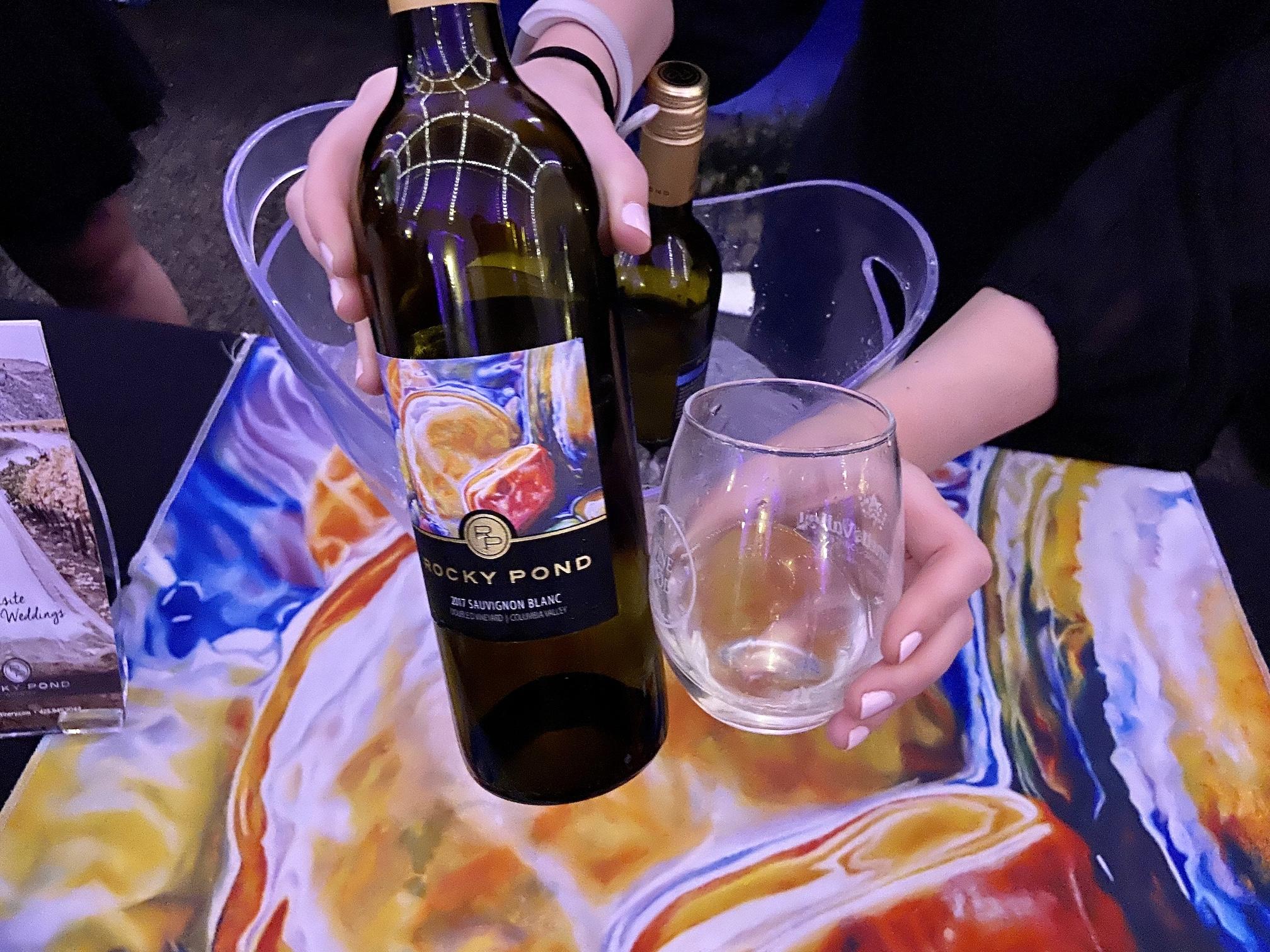 Rocky Pond Wines