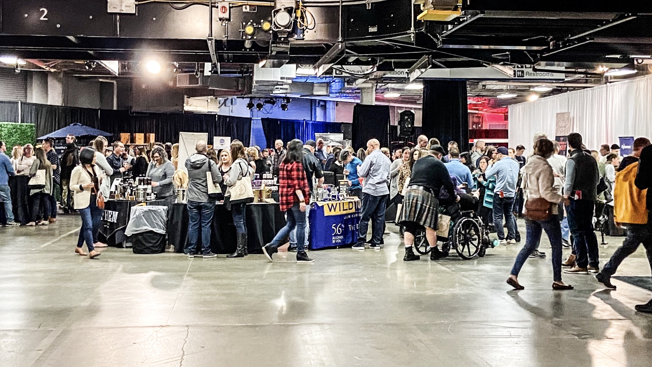 The Grand Tasting @ Seattle Wine & Food Experience 2020