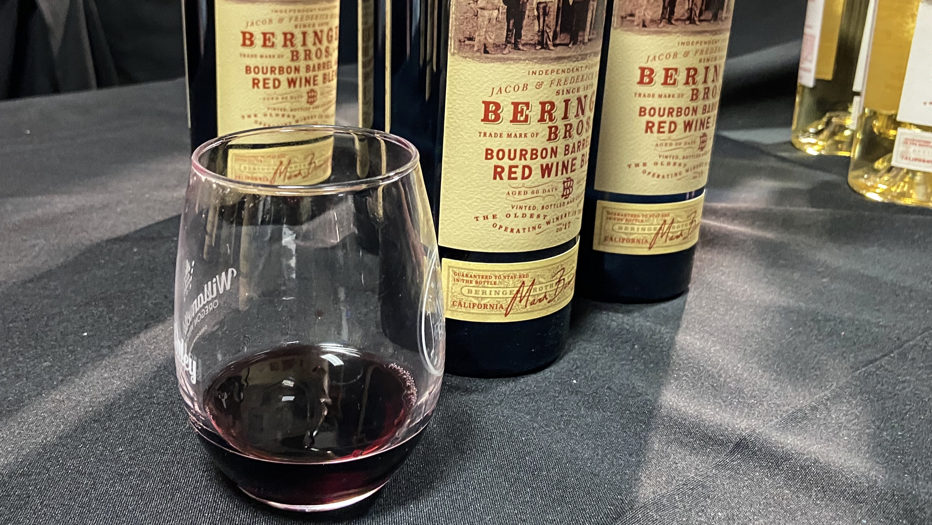2016 Beringer Bros Bourbon Barrel Aged Red Blend