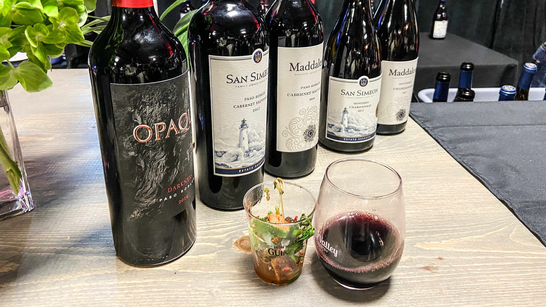 Wines from San Antonio Winery