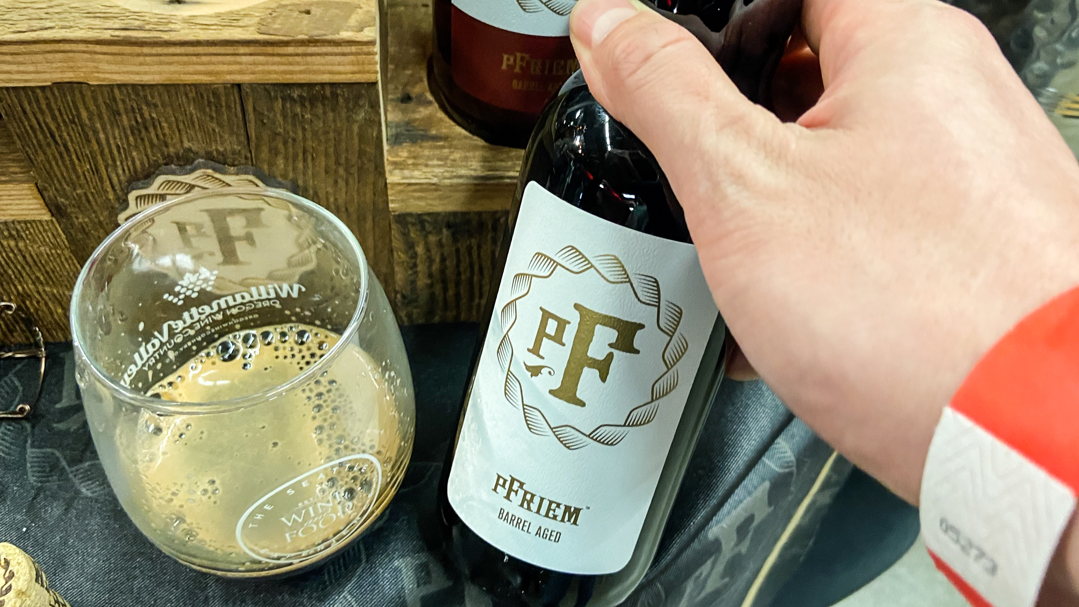 pFriem Bourbon Barrel-Aged Imperial Stout