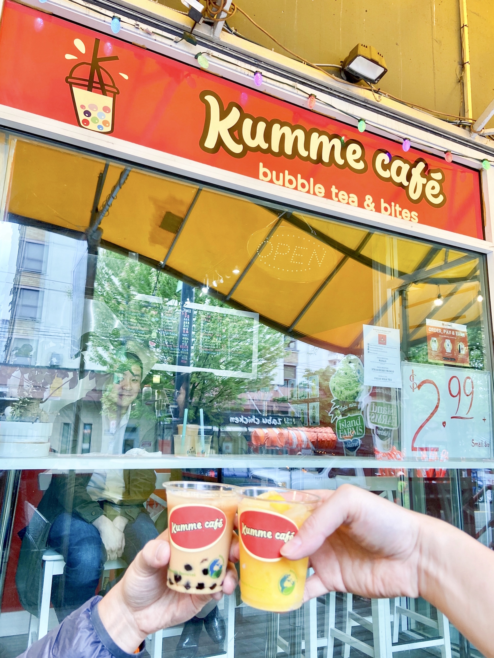 Kumme Cafe