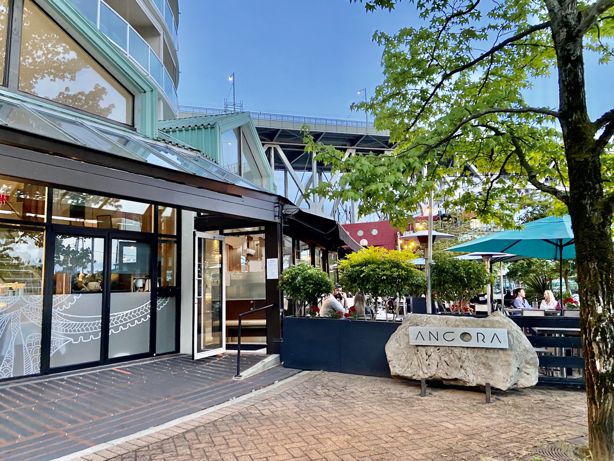 Ancora Waterfront Dining & Patio