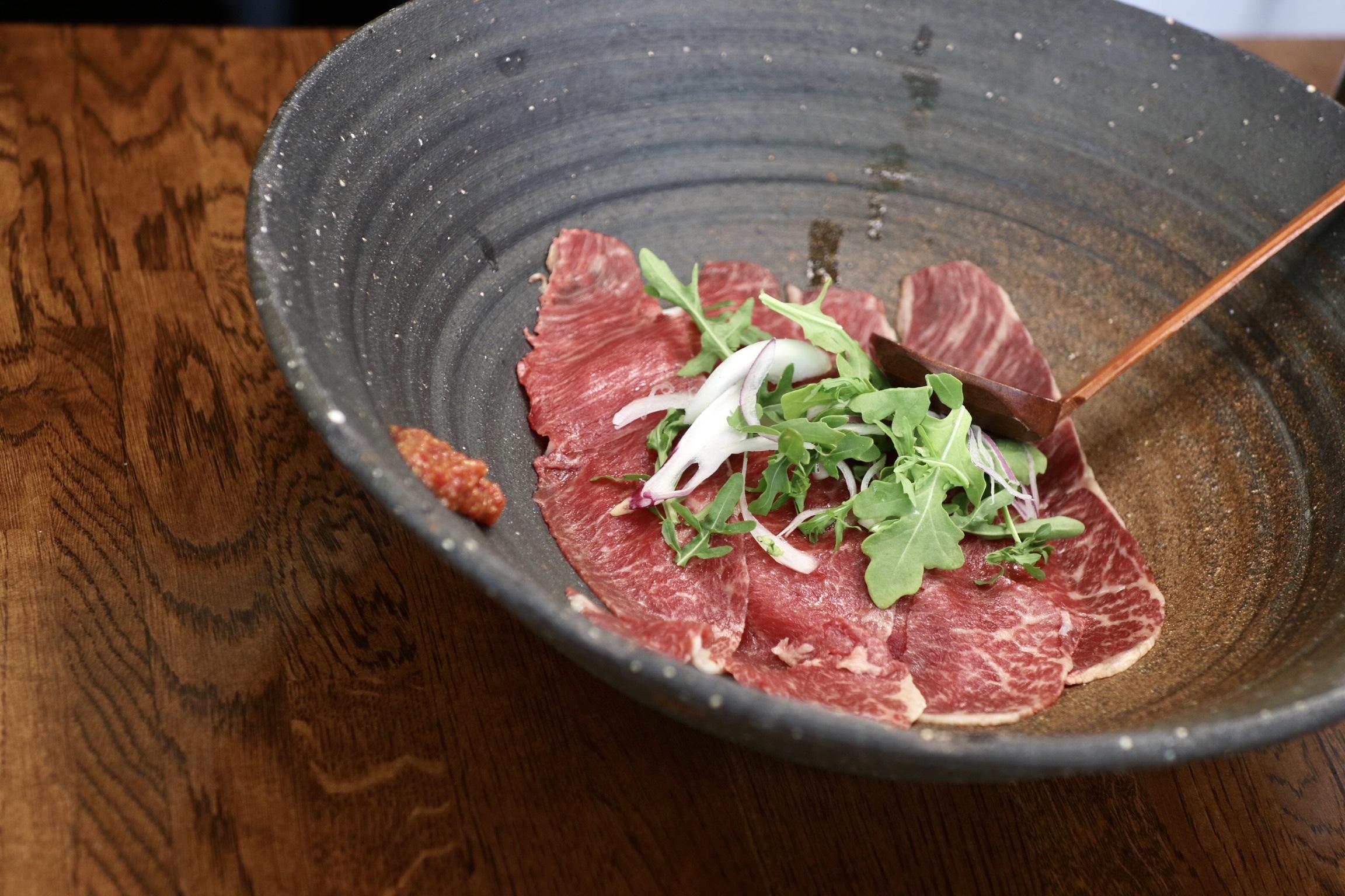The Waygu Beef Shabu Shabu Udon