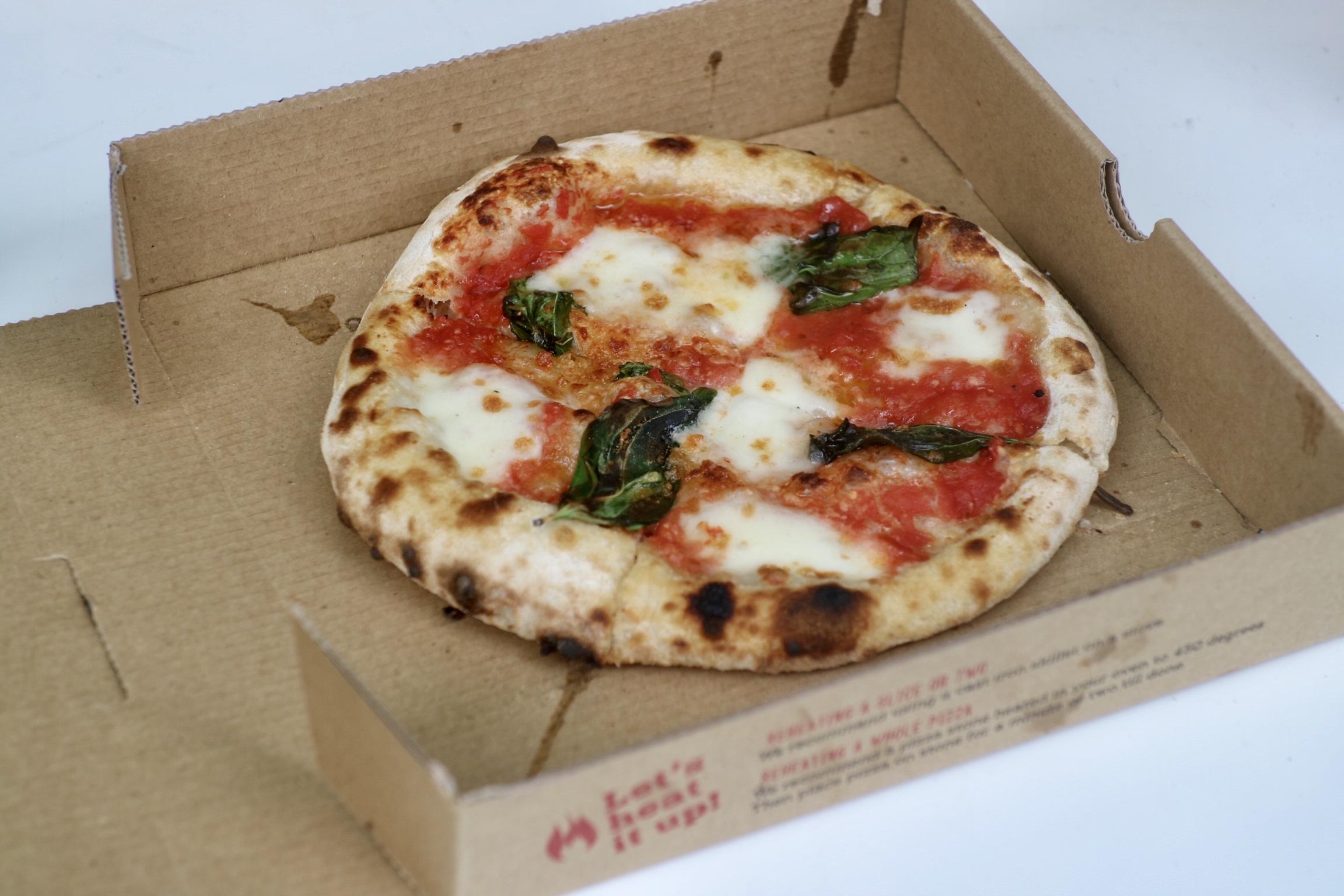 Margherita Pizza @ Firecurst