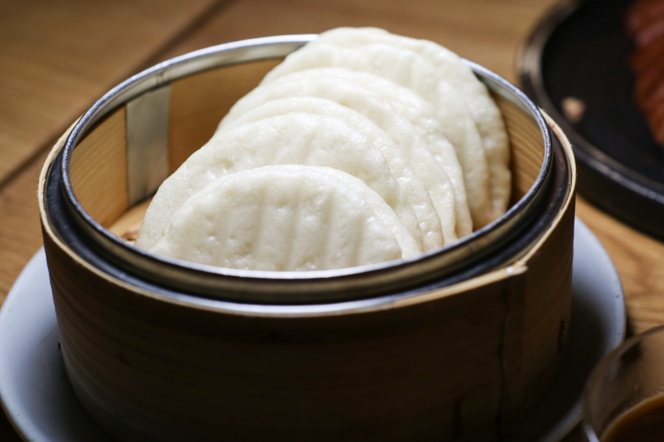house-made steamed buns