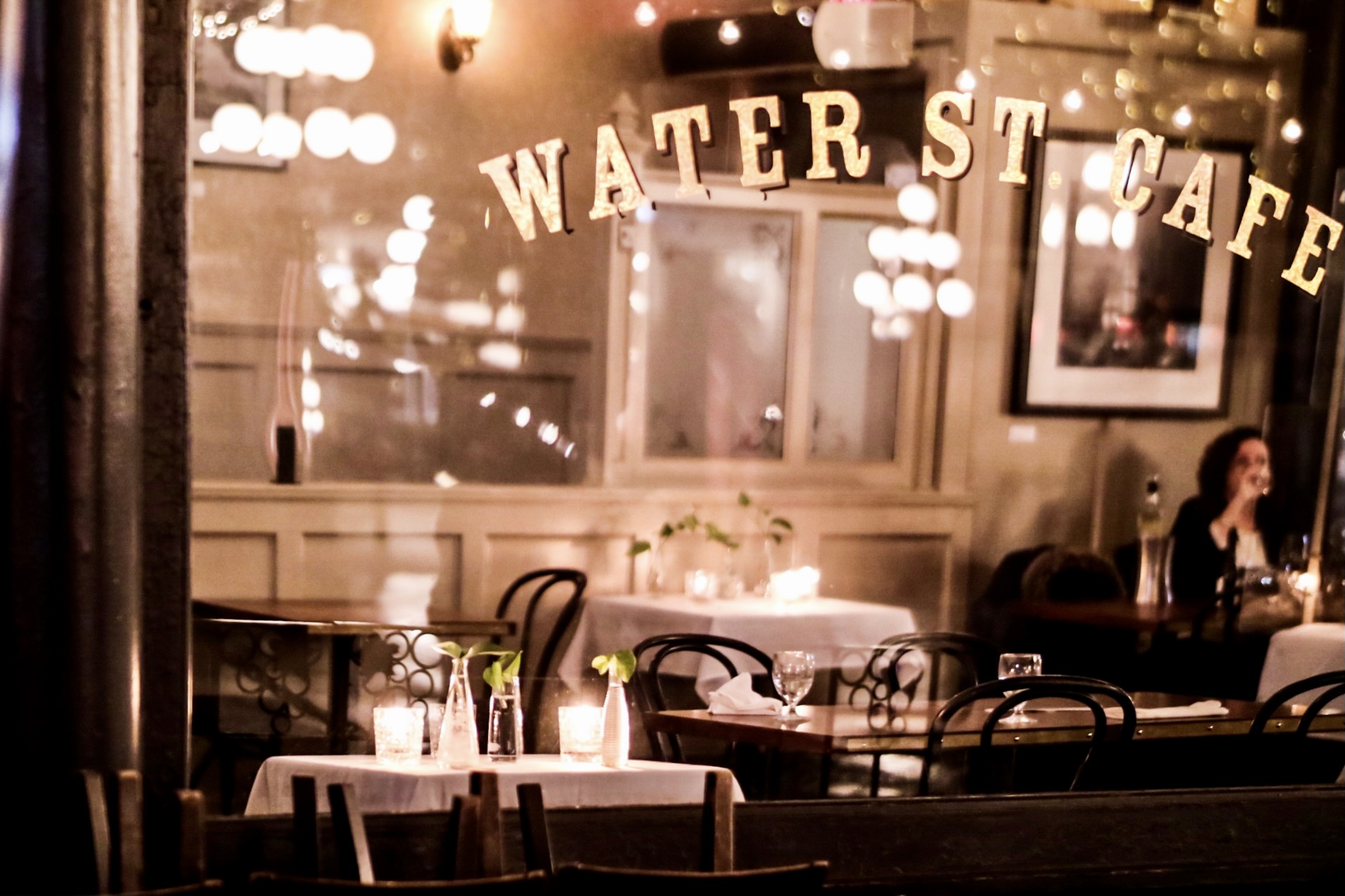 Water St Cafe